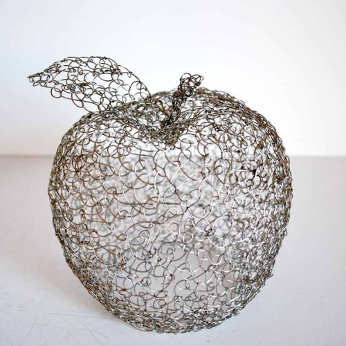 THIS IS NOT AN APPLE of Giacomo Bevanati Fumogallery