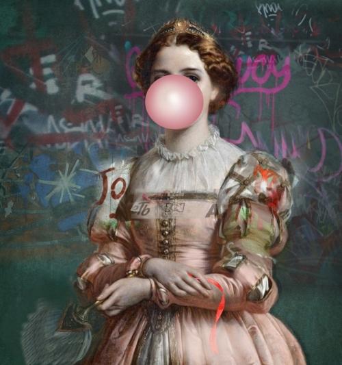 Bubble of Christine Fokkelman Fumogallery