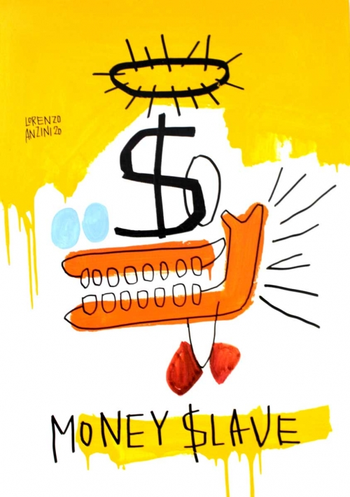 Money Slave of Lorenzo Loreprod Anzini Fumogallery